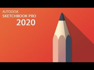 Autodesk SketchBook Pro 2020 for Mac Free download featured