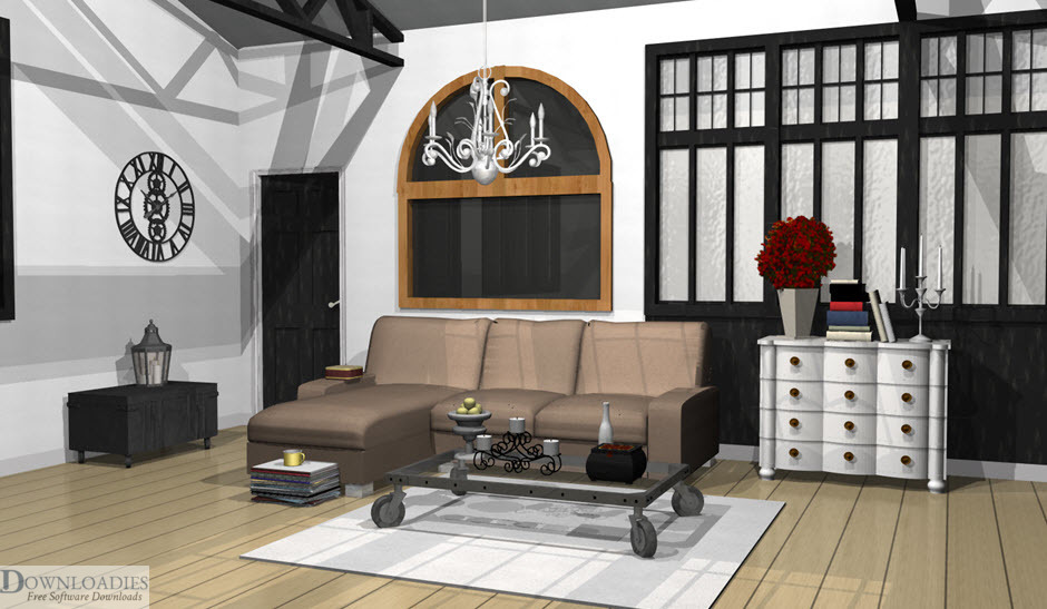 Avanquest Architect 3D Interior Design 2017 for mac download free