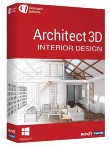 Avanquest Architect 3D Interior Design 2017 for mac free download