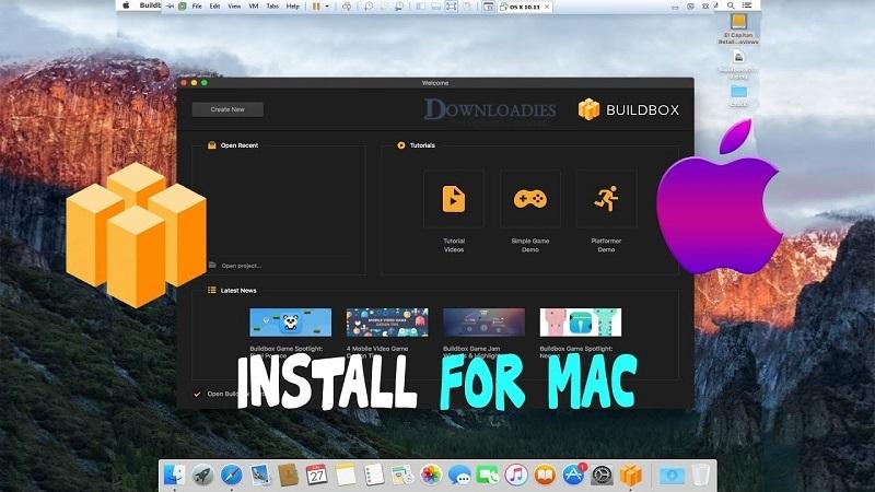 Buildbox for Mac Free download