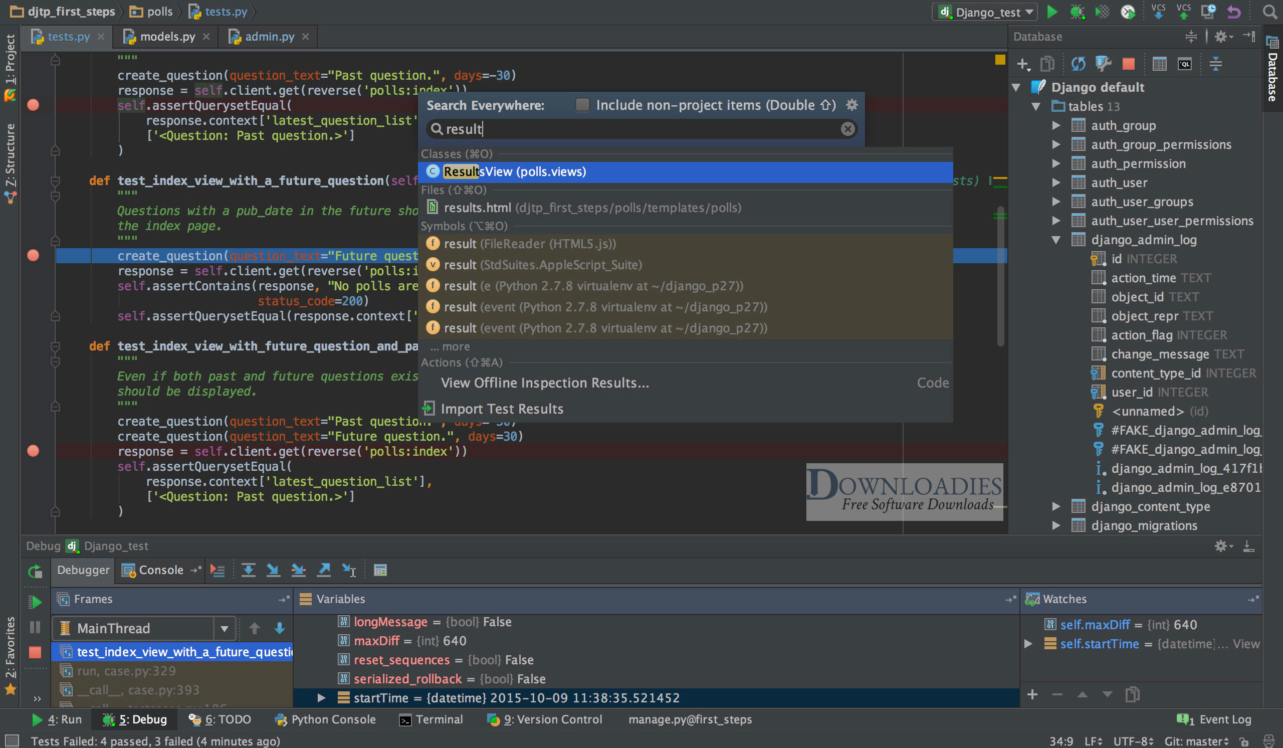 JetBrains PyCharm Professional 2019 for Mac Free Download