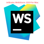 JetBrains WebStorm 2019 for Mac free download featured