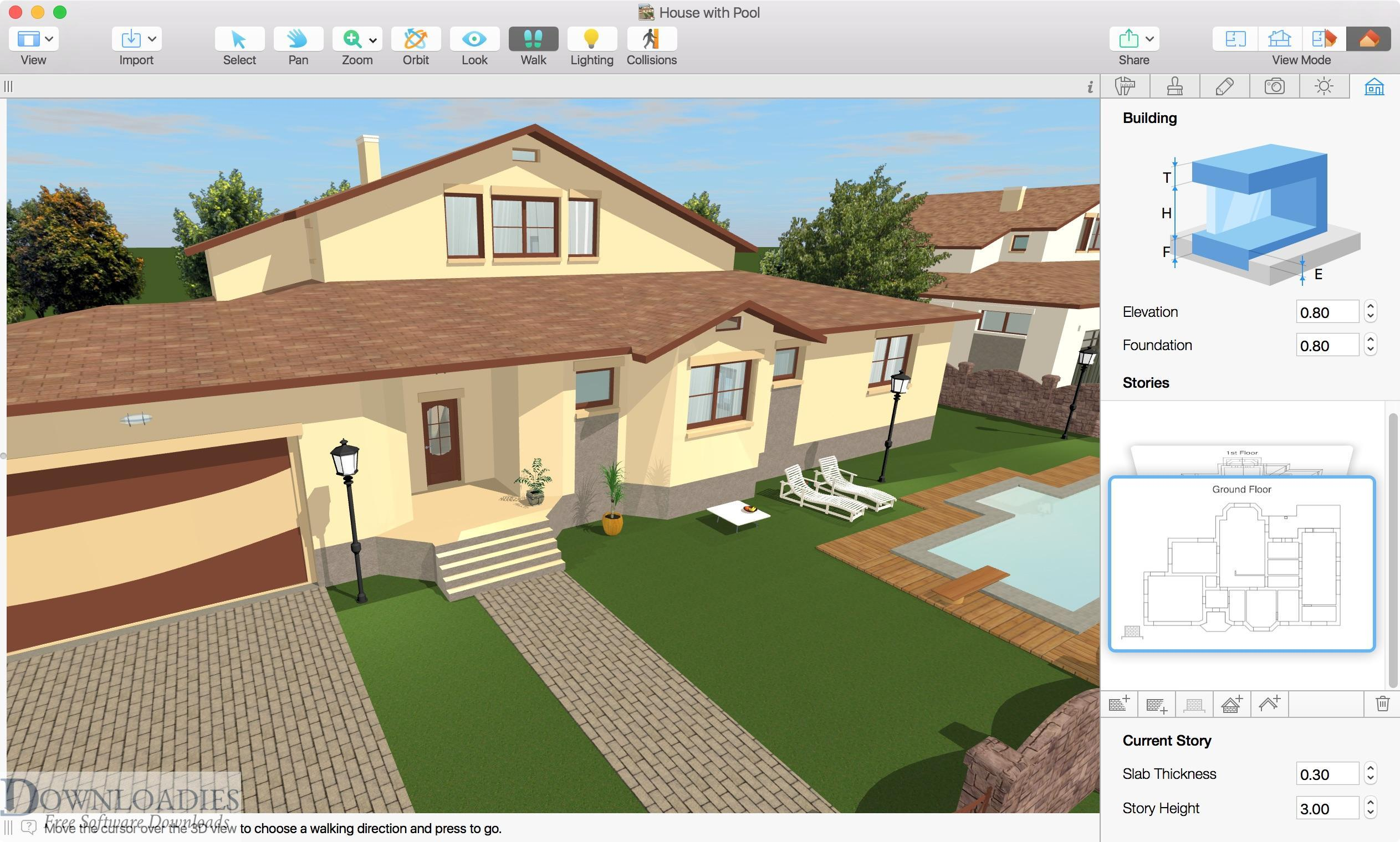 Live Home 3D for Mac free download (1)