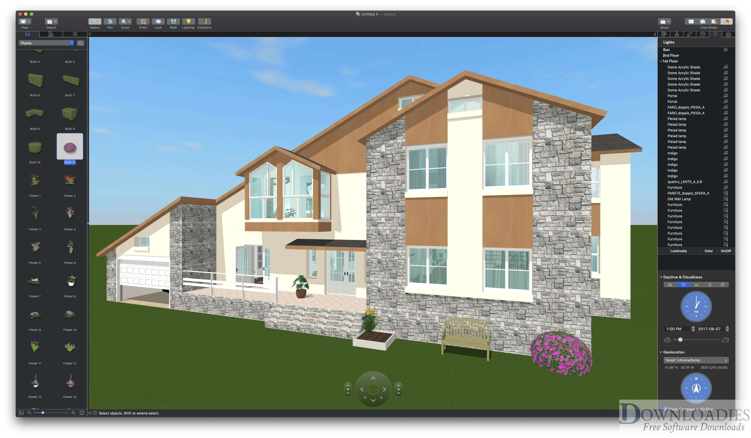 Live Home 3D for Mac free download