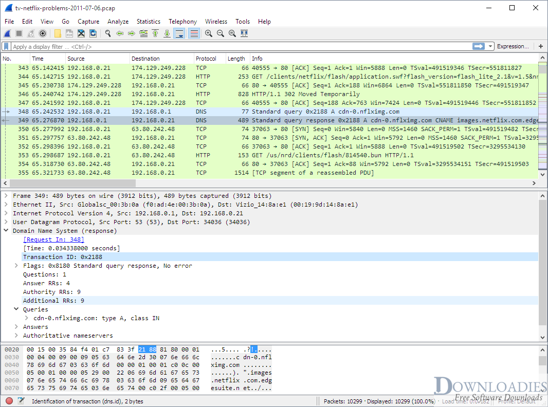 Wireshark 2.6 for Mac Free Download