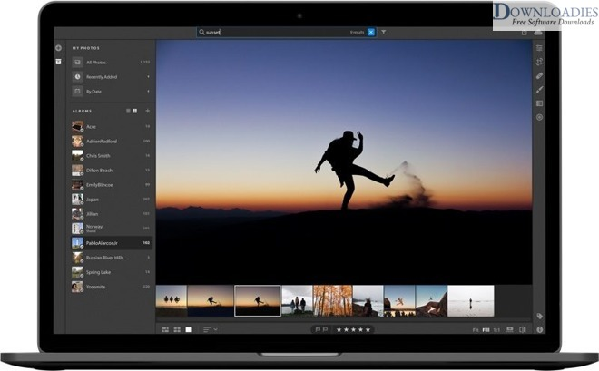 Adobe Photoshop Lightroom CC 2.3 for Mac download free