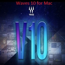 Waves 10 for Mac Free Download