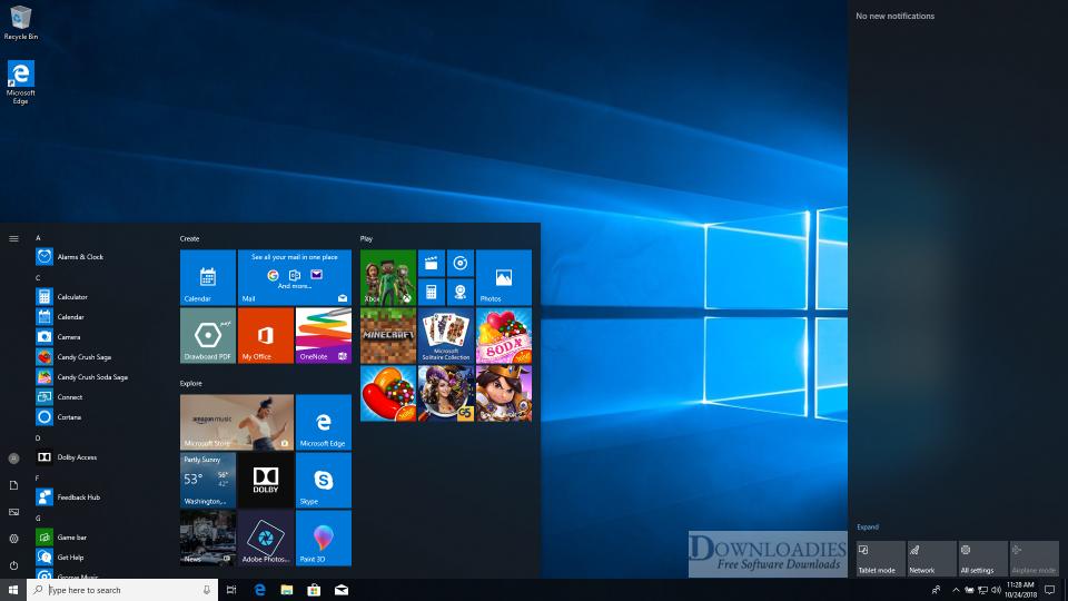 Windows 8.1 AIO April 2019 download free
