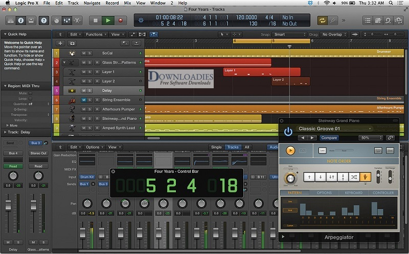 Apple-Logic-Pro-X-10.4-for-Mac-Free-Download