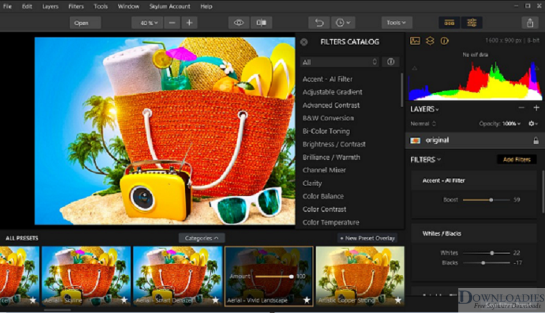 Download Luminar 3.1 free