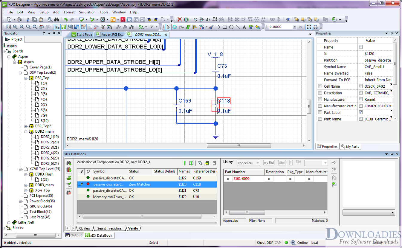 Mentor Graphics HyperLynx VX.2.5 download free