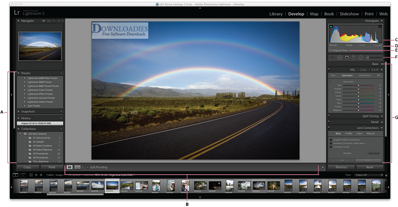 Portable-Adobe-Photoshop-Lightroom-Classic-CC-2019-Free Download