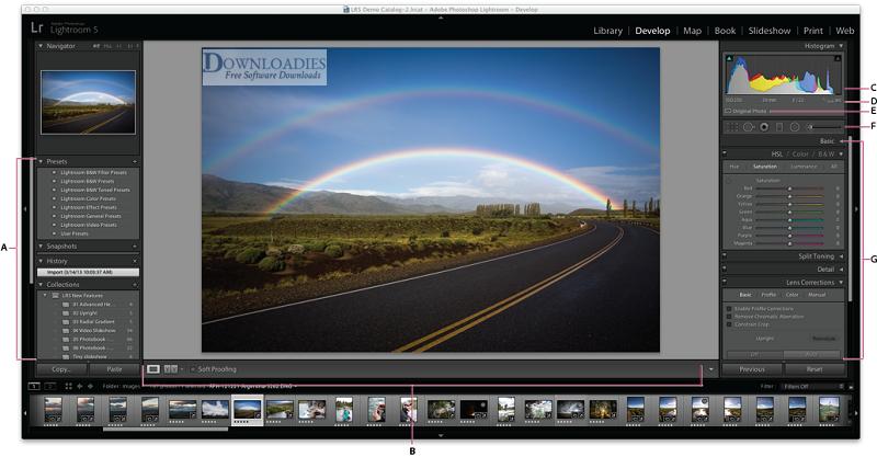 Portable-Adobe-Photoshop-Lightroom-Classic-CC-2019-Free Download