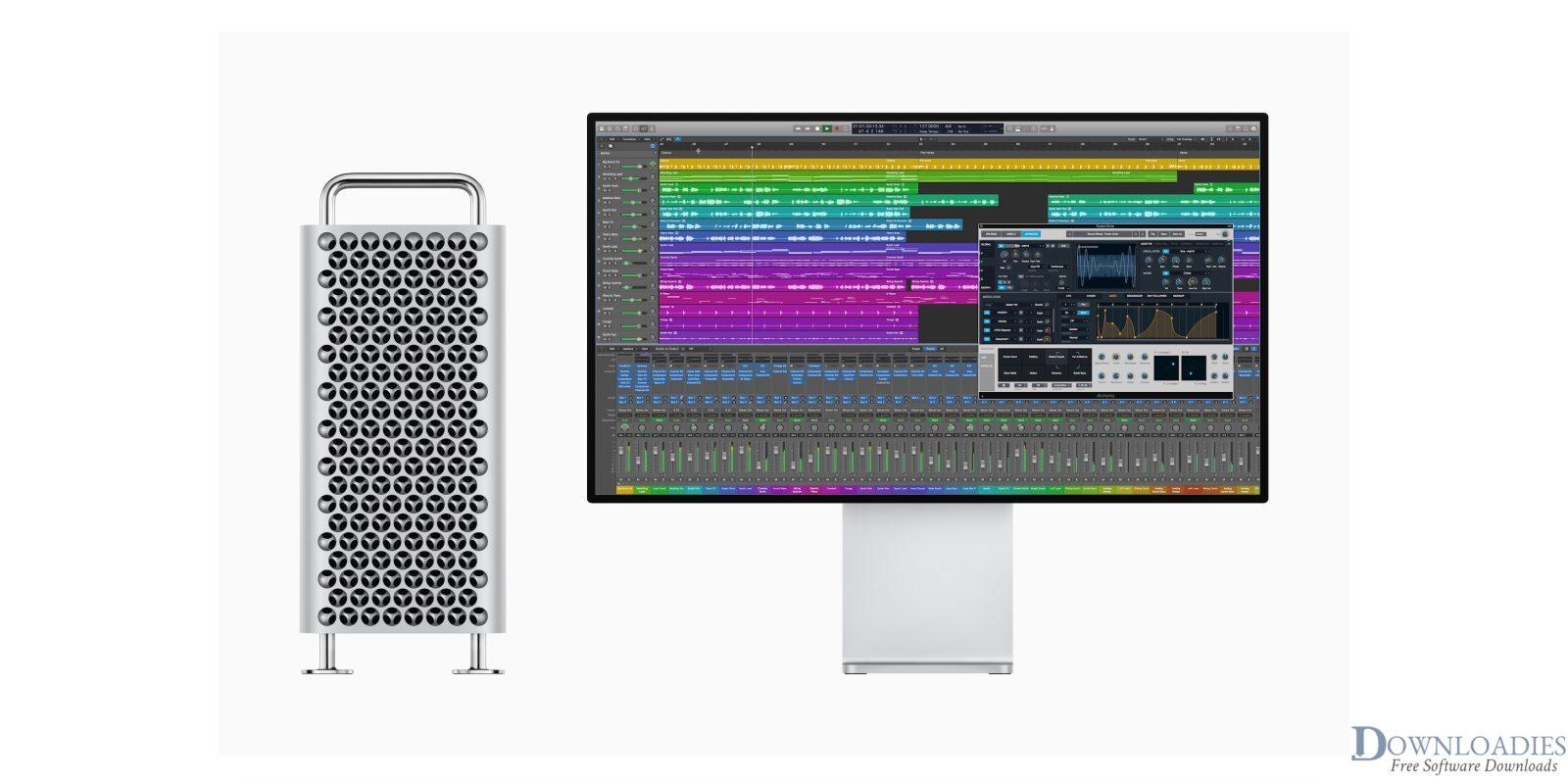 Apple Logic Pro X 10.4.5 for Mac free download @downloadies.com