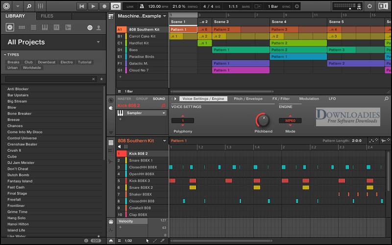 Native-Instrument-Maschine-2-v2.8-for-Mac-Direct-Download