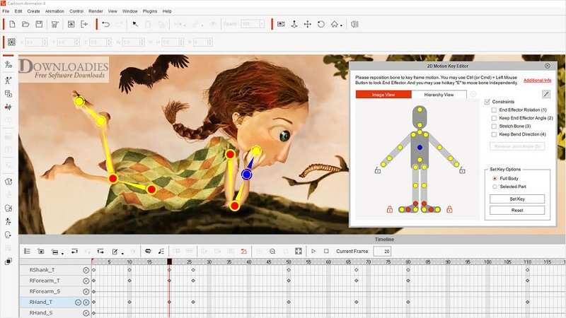 Reallusion-Cartoon-Animator-4.2-for-Mac-Direct-Link-Download