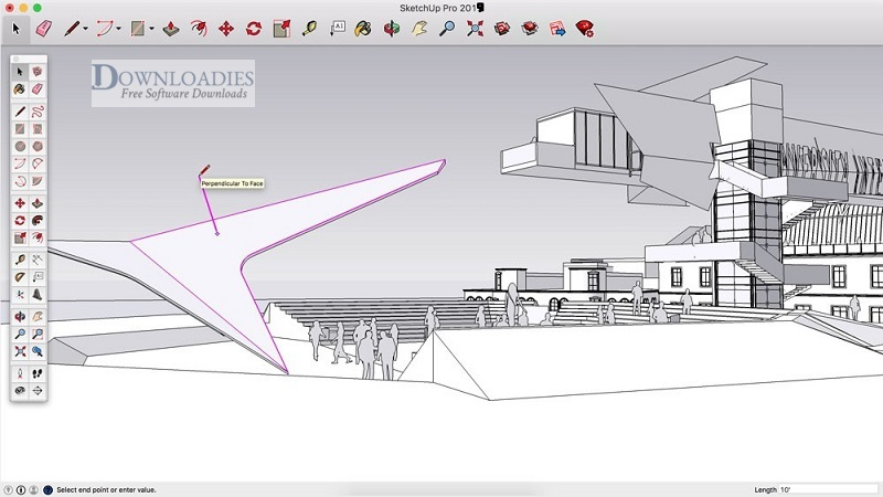 SketchUp-Pro-2019-19.1-for-Mac-Free-Download