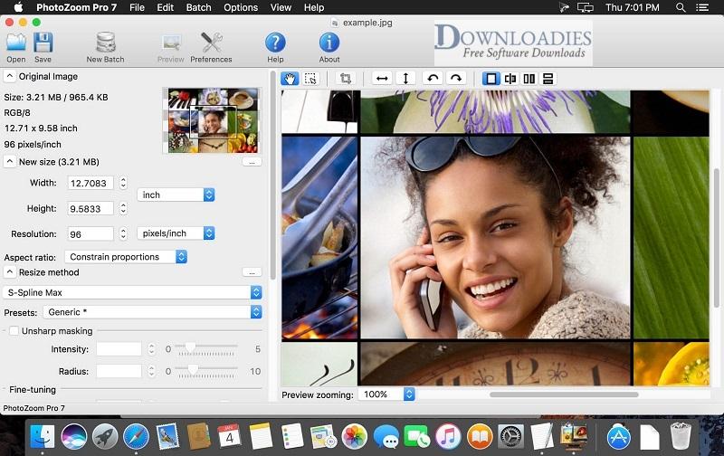 Benvista-PhotoZoom-Pro-7.1-for-Mac-Direct-Link Downloadies.com