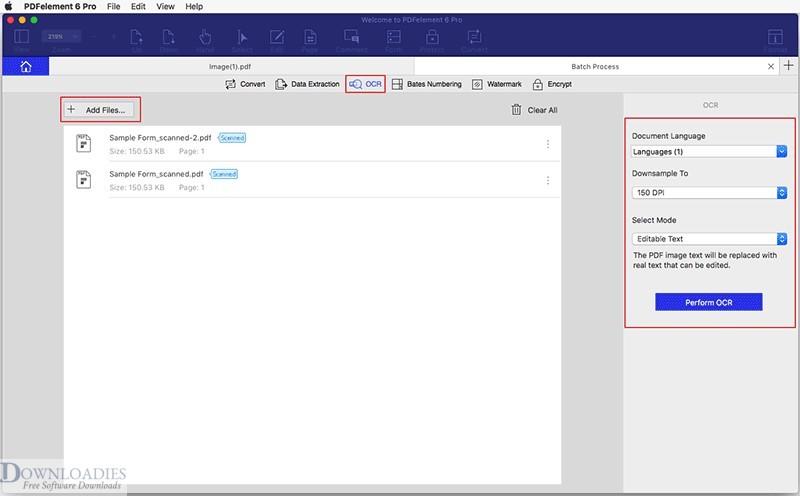 Download PDFelement 6 Professional for Mac downlaod free downloadies.com