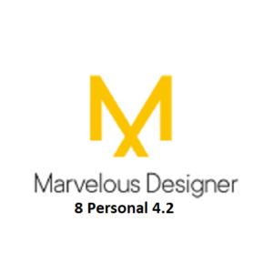Marvelous Designer 8 Personal 4.2 for Mac free download downloadies