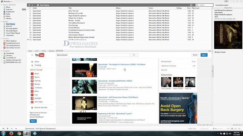 Portable-MusicBee-3.3-Direct-Download Downloadies