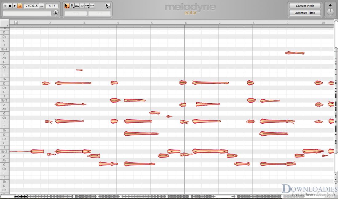 Free Download Auto-Tune Pro 8.1 for Mac downloadies