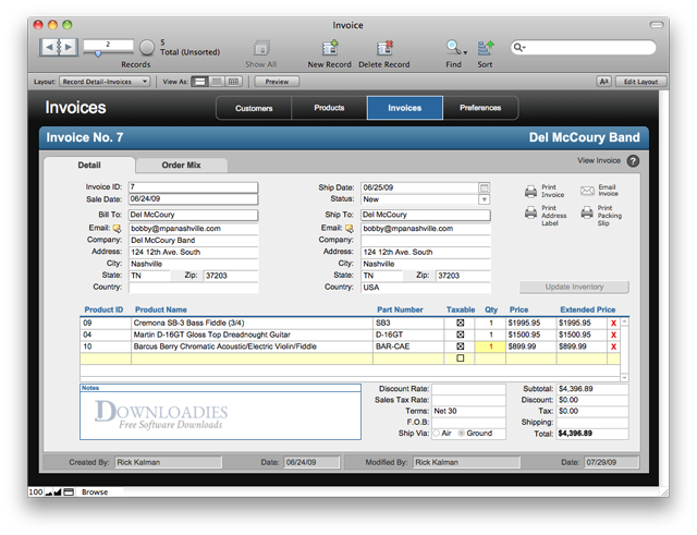 downloadies Free Download FileMaker Pro Advanced 18 for Mac