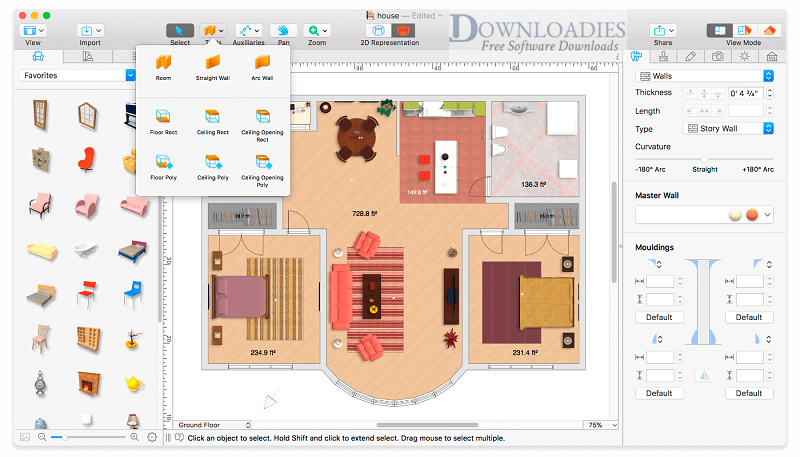 Live-Home-3D-Pro-3.7-for-Mac-Downloadies.com