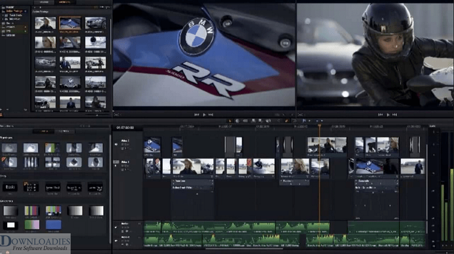 Red Giant Shooter Suite 13.1 for Mac free download downloadies