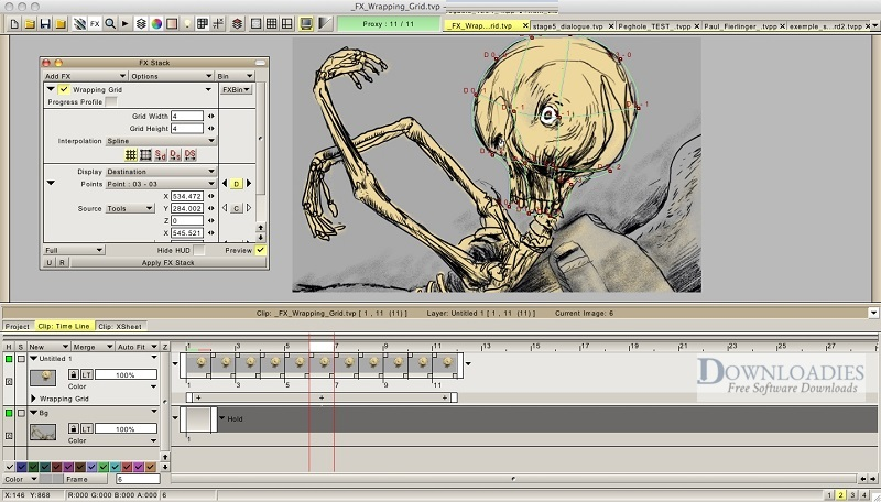 TVPaint-Animation-8.1-for-Mac Downloadies