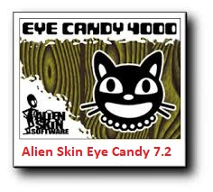 Alien Skin Eye Candy 7.2 for Mac Free Download