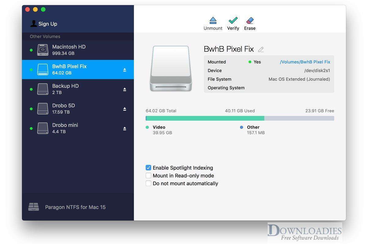 Free Download Paragon Mac Toolbox 8.10.2019 for Mac downloadies