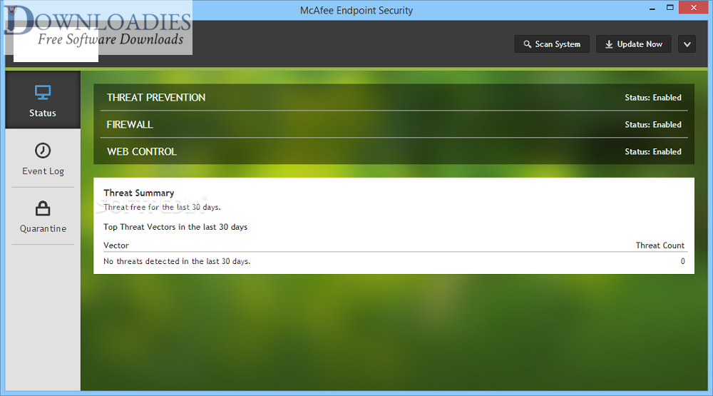Free McAfee Endpoint Security for Mac 10.6.6 for Mac Download downloadies