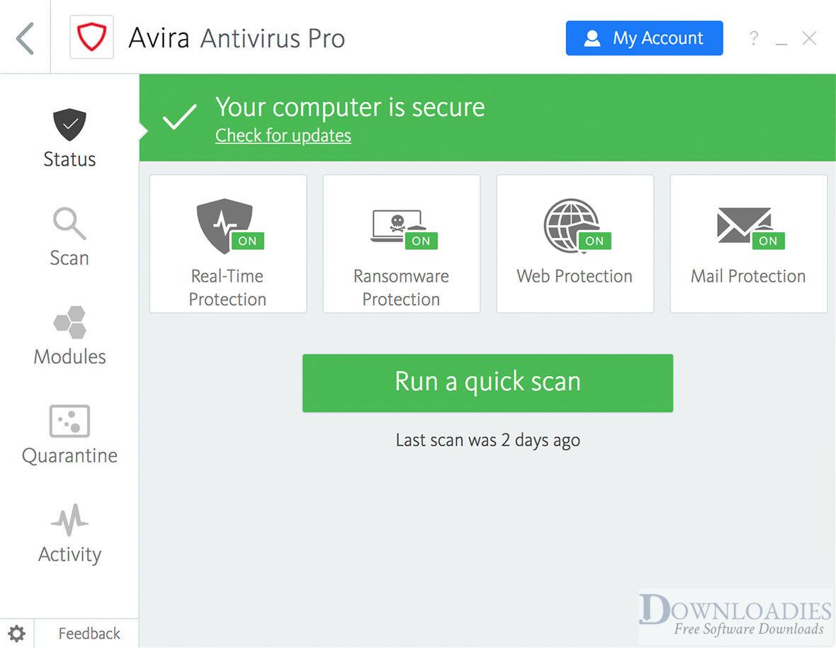 Free download Antivirus CyberByte Pro 3.4.1 for Mac downloadies