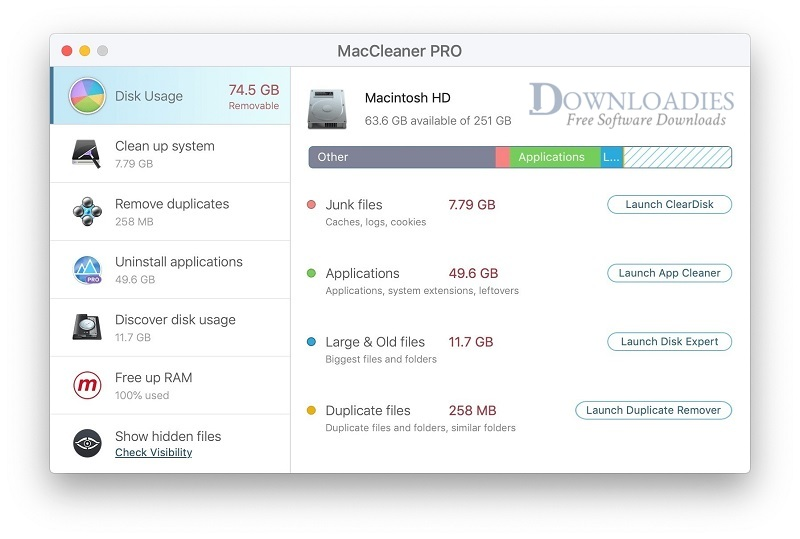 MacCleaner-PRO-1.5.1-Multilingual-for-Mac-Free-Download-Downloadies.com
