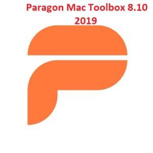 Paragon Mac Toolbox 8.10.2019 for Mac Free Download
