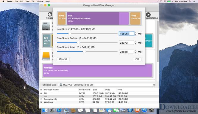 Paragon Mac Toolbox 8.10.2019 for Mac Free Download downloadies