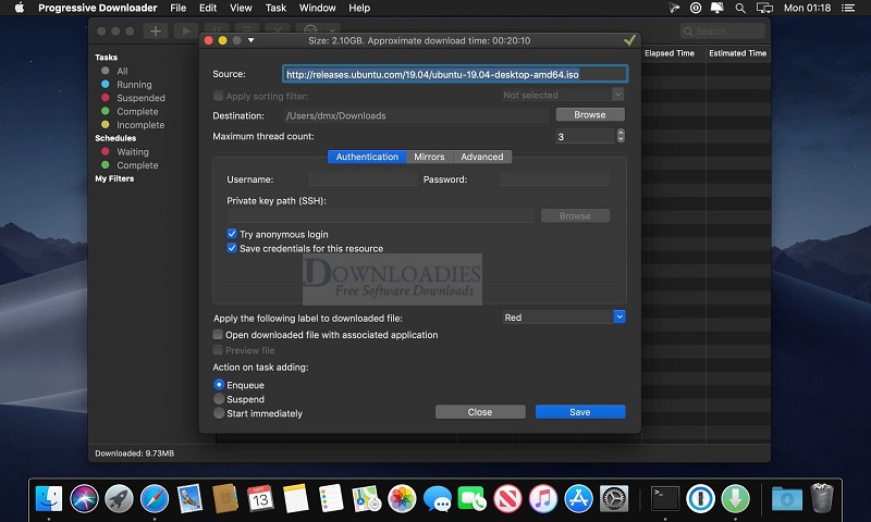 Progressive-Downloader-4.6-for-Mac-Downloader