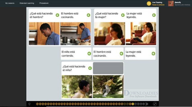 Rosetta Stone 5.0.37 Languages Learning free download for Mac downloaadies