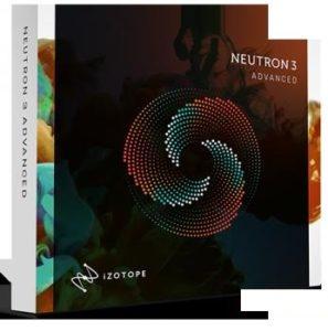 iZotope Neutron 3 Advanced v3.10 for Mac Free Download