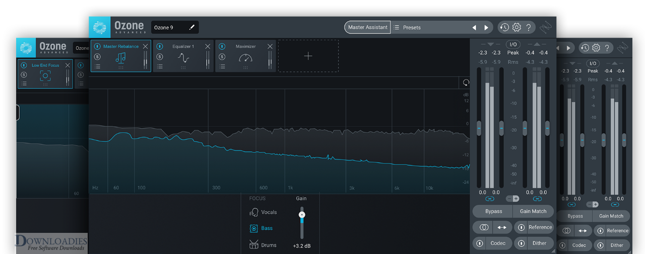 iZotope Neutron 3 Advanced v3.10 for Mac Free Download downloadies