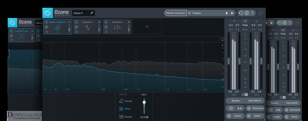 iZotope Neutron 3 Advanced v3.10 for Mac Free Download downloadies