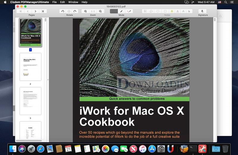 Cisdem-PDF-Manager-Ultimate-3.2-for-Mac-Free-Downloadies