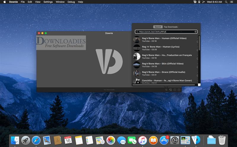 Downie-3.9-for-Mac-Free-Downloadies