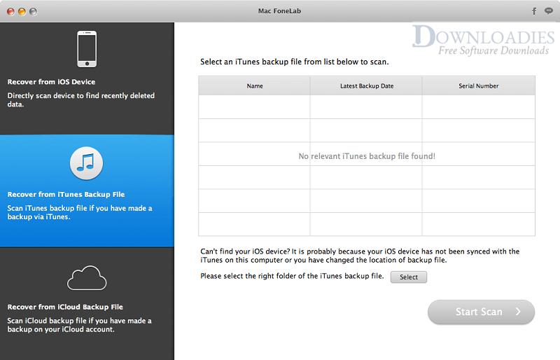 FoneLab-Mac-iPhone-Data-Recovery-10.1-Free-Downloadies