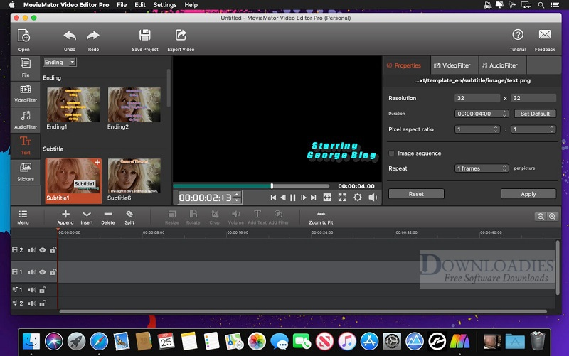 MovieMator-Video-Editor-Pro-2.9.2-for-Mac-Free-Download-Downloadies