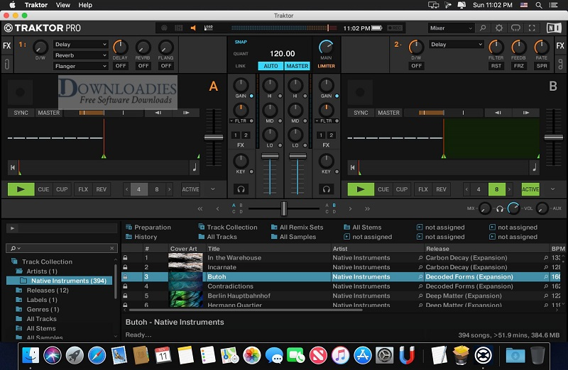 Native-Instruments-Traktor-Pro-3.2 for-Mac-Free-Downloadies