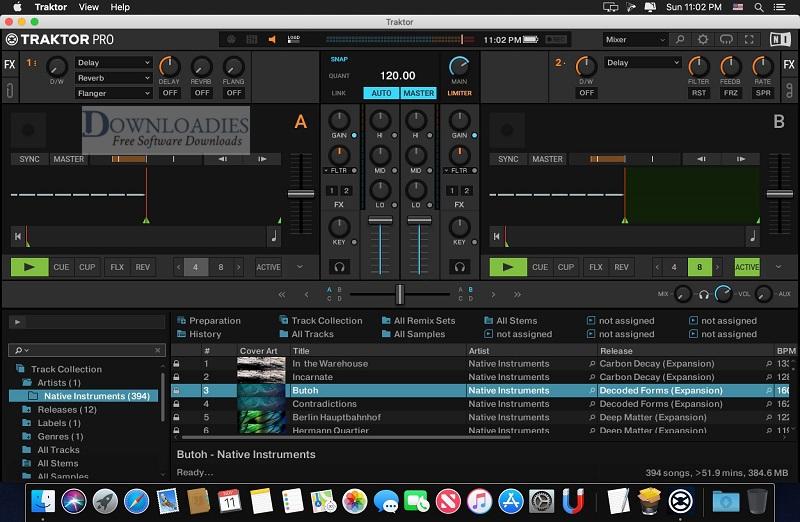 Native-Instruments-Traktor-Pro-3.2 for-Mac-Free-Downloadies