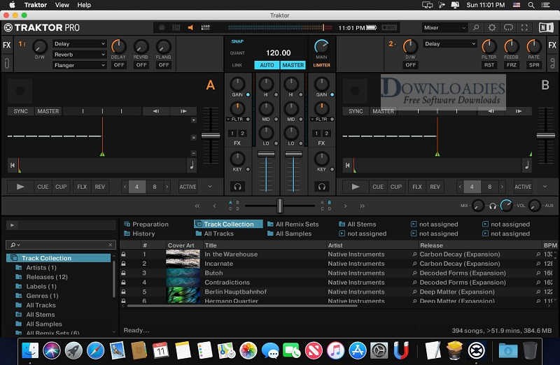 Native-Instruments-Traktor-Pro-3.2 for-Mac-Downloadies