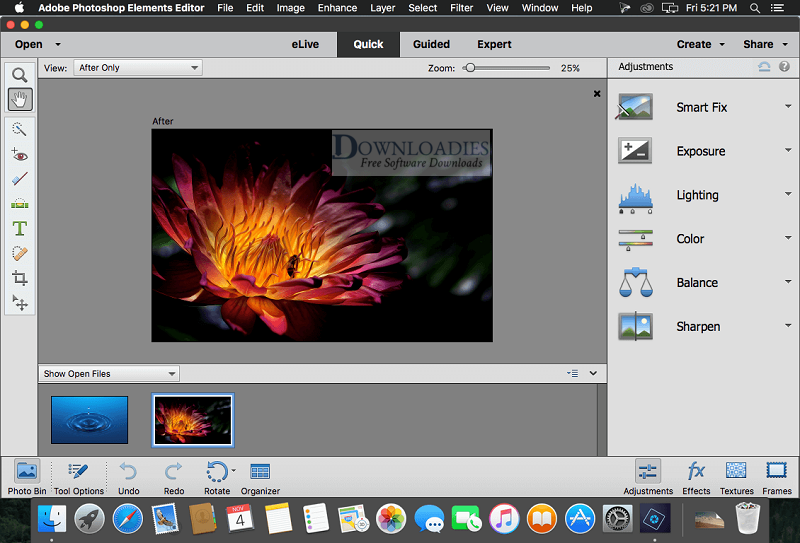 Photo elements software for mac
